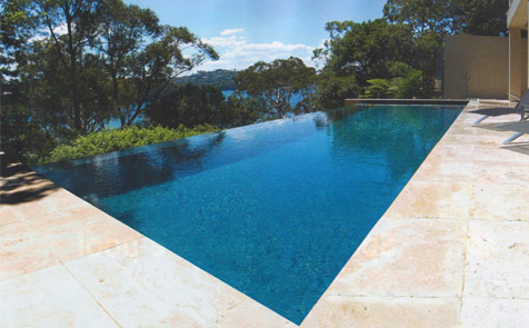 carrelage piscine provence